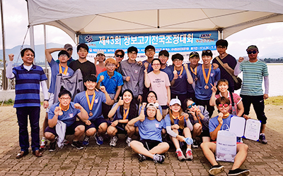 POSTECH Rowing Club Wins Silver Medal at National Rowing Championship