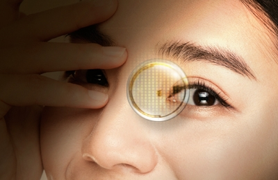Smart Contact Lenses that Diagnose and Treat Diabetes