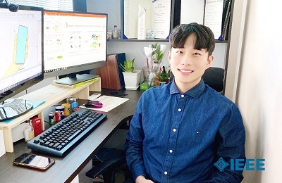 Junho Park Scores a Grand Slam Win at IEEE AP-S