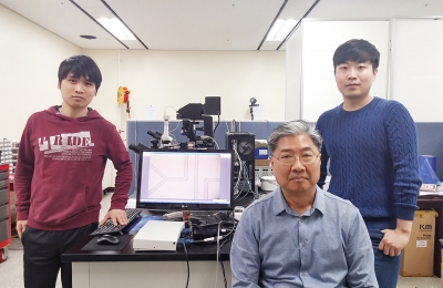 Prof. Wan Kyun Chung and Team Develop a Control Algorithm for more Accurate Lab-on-a-chip Devices