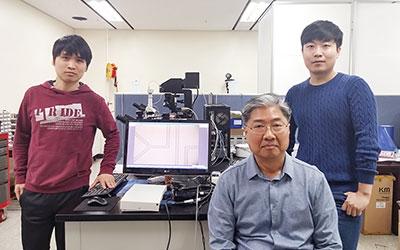 정완균 교수팀, 손쉬운 미세유체 제어기술 개발