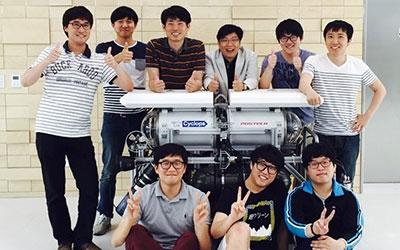'극한환경로봇 연구실' 유선철 교수팀, 해저탐사․건설 새 길 개척
