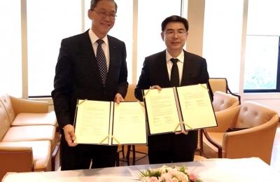 태국 Chulalongkorn 대학 100주년 기념식 참석