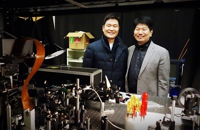 기계 김기현 교수팀, 우연한 발견, 항생제가 결막술잔세포만 골라 염색